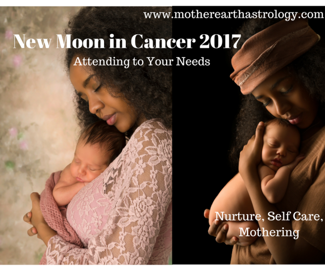 New Moon in Cancer 2017